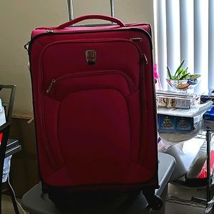Like New Carry-On Spinner Luggage